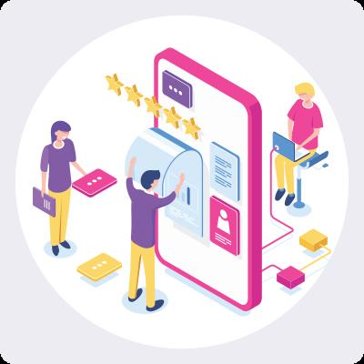 Mobile App - درباره ما